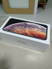 BNIB Iphone Max XS Gold 256GB