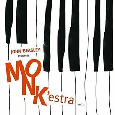 MONK'estra, Vol. 1 [Digipak] by John Beasley (CD, Aug-2016, Mack Avenue)