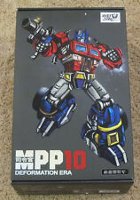 Transformers Wei Jiang MPP10 Deformation ERA Commander Optimus Prime Masterpiece