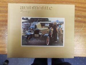 AUTOMOBILE QUARTERLY VOLUME 21 NUMBER 4