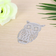 Owl Metal DIY Cut Dies Stencil Scrapbook Album Paper Card Emboss Craft