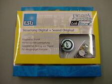 ESU 54400 LokSound v4.0 avec désir sound du ESU-revendeur/Nouveau & OVP