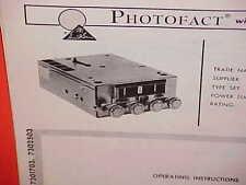 1967 OLDSMOBILE TORONADO 98 DELTA DELMONT 88 CONVERTIBLE 8-TRACK SERVICE MANUAL