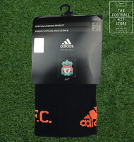 Liverpool Football Socks - Genuine adidas LFC Player Issue Footless Socks - Mens