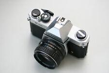 Pentax K1000 inkl. SMC 1,8/55mm Asahi, technisch und optisch 1A, Ding im Sucher!