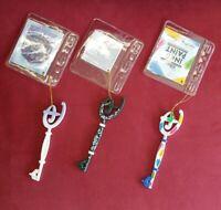 10 Pack Disney Store Key Tag Protectors