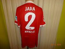 "FSV Mainz 05 Nike Spieler/Matchworn Trikot 2014/15 ""entega"" + Nr.2 Jara Gr.XL"