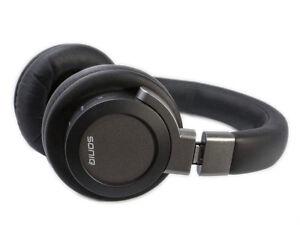 SONIQ Bluetooth Over-Ear Headphones Model: AEP200