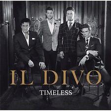 Il Divo, Timeless, CD
