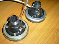 VINTAGE ELECTRO VOICE DH3/4MT HIGH FREQUENCY ACCUSTIC DRIVER
