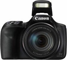 Canon PowerShot sx540hs SX 540 HS Fotocamera Bridge nuova merce dal rivenditore