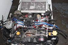 JDM SUBARU IMPREZA WRX STI GC8 V4 2.0L TURBO EJ20 ENGINE 5-SPD TRANS JDM EJ20K