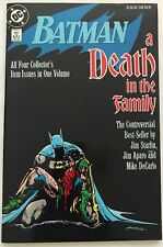 BATMAN: A Death in the Family DC TPB Mar 1988 Starlin Aparo VF Range 1st EDITION