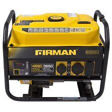 Firman Power Equipment P03601 Gas Powered 3650/4550 Watt Portable Generator