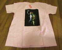 Supreme Raphael Tee T-Shirt Size Medium Light Pink SS21 Ninja Turtles New 2021