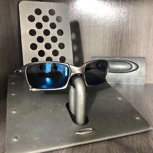 Sunglasses OAKLEY X squared plasma lenses ice iridium SKU:6011-02 rare vintage