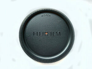 Dustless Fuji FX  Pinhole Lens Body camera Fujifilm