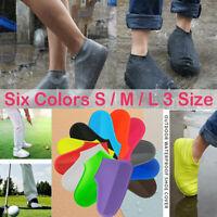 Step In Sock Cover Waterproof Reusable Fast Hand-Free Boot Shoe Sock Covers Bu