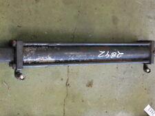 Big hydraulic 2 way cylinder w/ pins (No hoses) Tag #2842