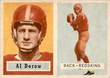 1957 Topps 24 Al Dorow EX-MT #D322891