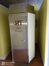 Hollywood Tanning High Pressure standup tanning booth