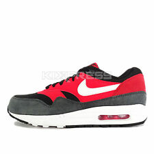 best website 79f01 3d089 Nike Air Max 1 Essential  537383-602  NSW Running Action Red White