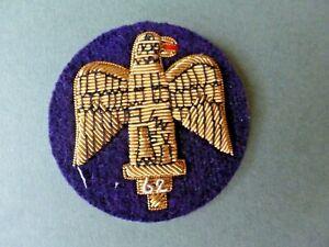 Royal Anglian Salamanca embroidered arm badge