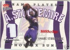 2002-03 PLATINUM NAMEPLATES RC PATCH: AMARE STOUDEMIRE #237/315 ROOKIE