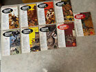 9 Vintage Treasure Trails Of The Old West Magazines From 1973 1974 1975