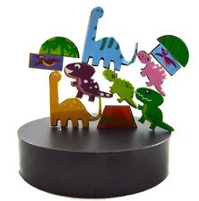MAGNETIC BUILDING SET blocks dinosaur kids toys boys girls birthday gift magnet
