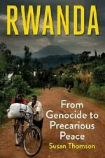 Rwanda by Susan Thomson (author)