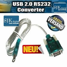 +++ USB zu RS232 Converter Konverter - USB2.0 zu COM RS-232 Seriell Port !! +++