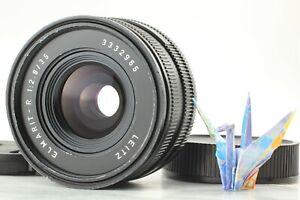 【Optics: Near Mint+++】 Leica Leitz Elmarit-R 35mm f/2.8 R-Only Lens From Japan