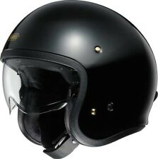 SHOEI J.o Black Jethelm Gr. XL schwarz Glanz