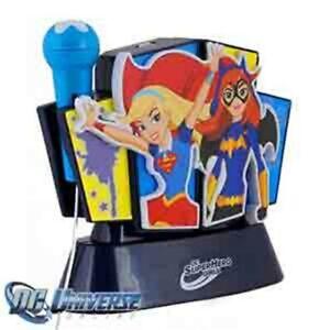 DC Superhero Girls Sing A Long Karaoke