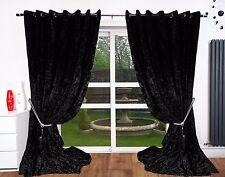 velours rideaux anneau oeillet prêt à l'em Ploi entièrement doublés