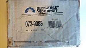 """Chevy Metro, Sprint Suzuki Swift 072-9083 Beck Arnley """"New"""" Master Cylinder"""