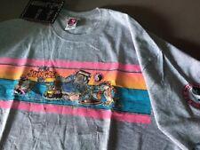 80's T&C Surf Designs T-shirt Men's  X Large  Heather Grey
