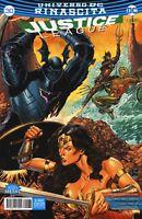 Justice League N° 30 (88) - Universo DC Rinascita - RW Lion - ITA NUOVO #NSF3
