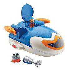 Go Jetters Jet Pad Headquaters. Included