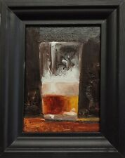 More details for time for a pint oil painting