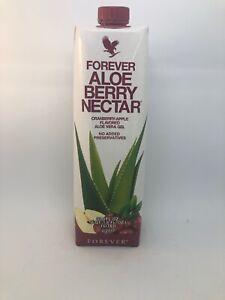 New Forever Living  Aloe Berry Nectar33.8 fl.oz (1 Liter)