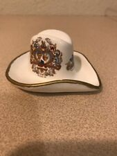 Prince Charles & Lady Diana Commemorative Marriage Souvenir-Hat or Ashtray