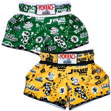 Yokkao Rock'N'Rolla Carbonfit Muay Thai Shorts, Kickboxing, Mma,Glory,Twins