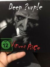 DEEP PURPLE -Vincent Price (Track 3&4 recovered from deleted archive) Digipak CD