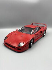 kyosho ferrari f40 1:12 Scale Die-cast Car Red