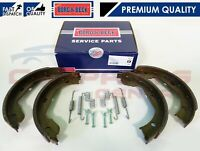 FOR BMW M3 E46 3.2 00-07 REAR BORG & BECK BRAKE SHOES SHOE SET AND FITTING KIT