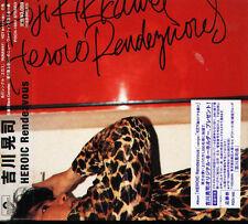 Koji Kikkawa - HEROIC Rendezvous - Japan CD - NEW J-POP