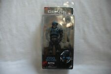 "Neca Gears of War 2 COG Soldier Sniper 7"" Action Figure New!"
