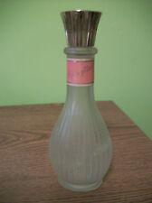 Avon Vintage Unforgettable Cologne Silk 3 fl oz - Empty